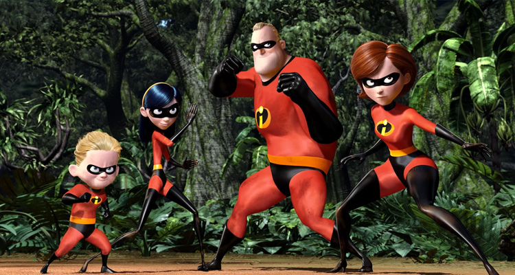 فيلم المدهشون The Incredibles