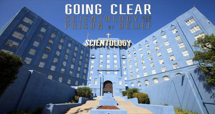 فيلم غوينغ كلير Going Clear كنيسة ساينتولوجي Scientology طائفة دينية