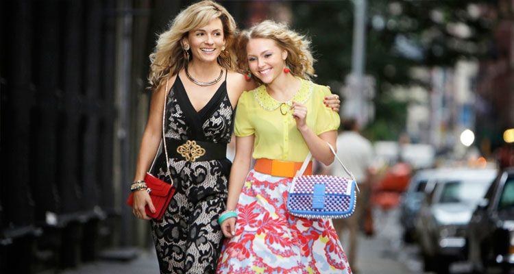 اناصوفيا روب AnnaSophia Robb في مسلسل نتفلكس The Carrie Diaries
