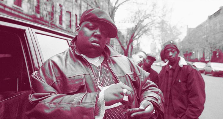 مغني الراب The Notorious B.I.G
