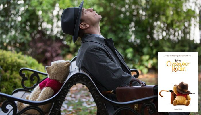 مشهد من فيلم Christopher Robin