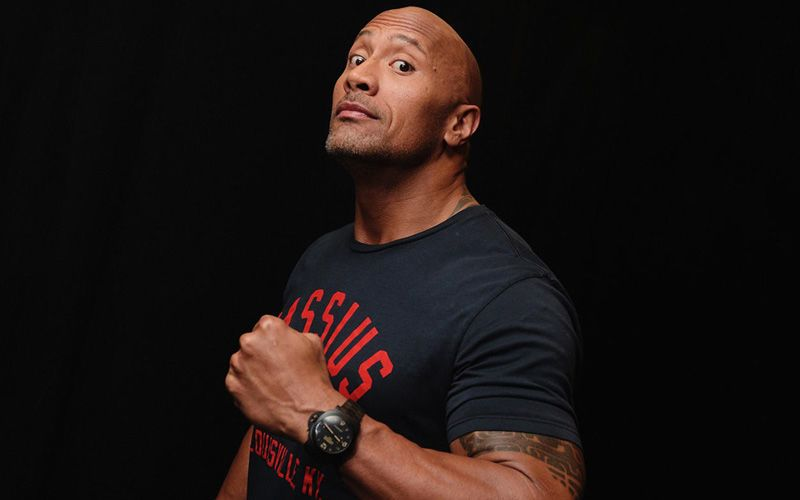 دواين ذا روك جونسون Dwayne The Rock Johnson