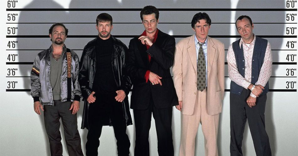من فيلم The Usual Suspects