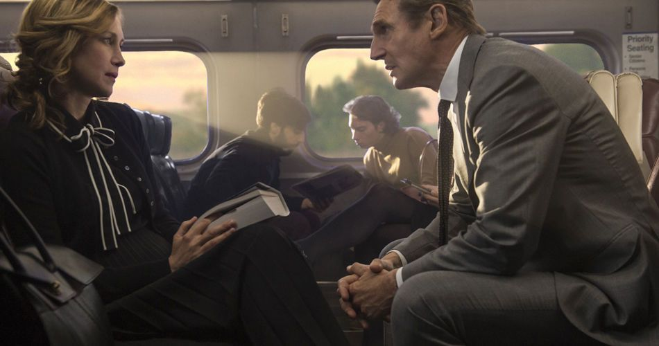 من فيلم The Commuter