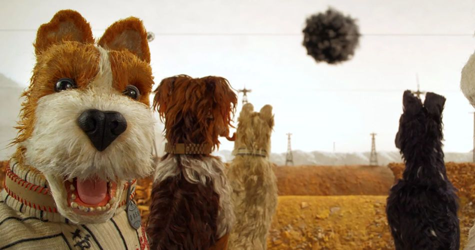 من فيلم Isle of Dogs