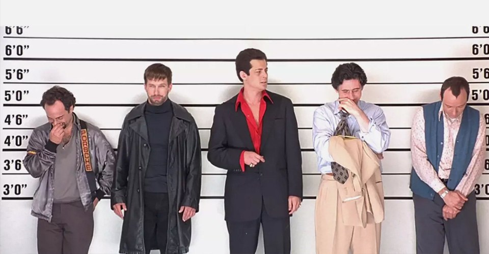 فيلم The Usual Suspects