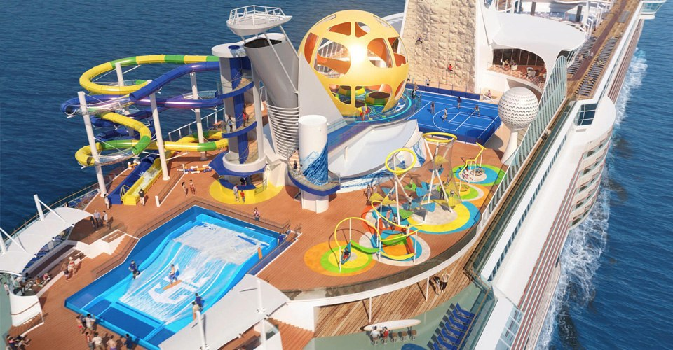 Royal Caribbean Ship entertainment