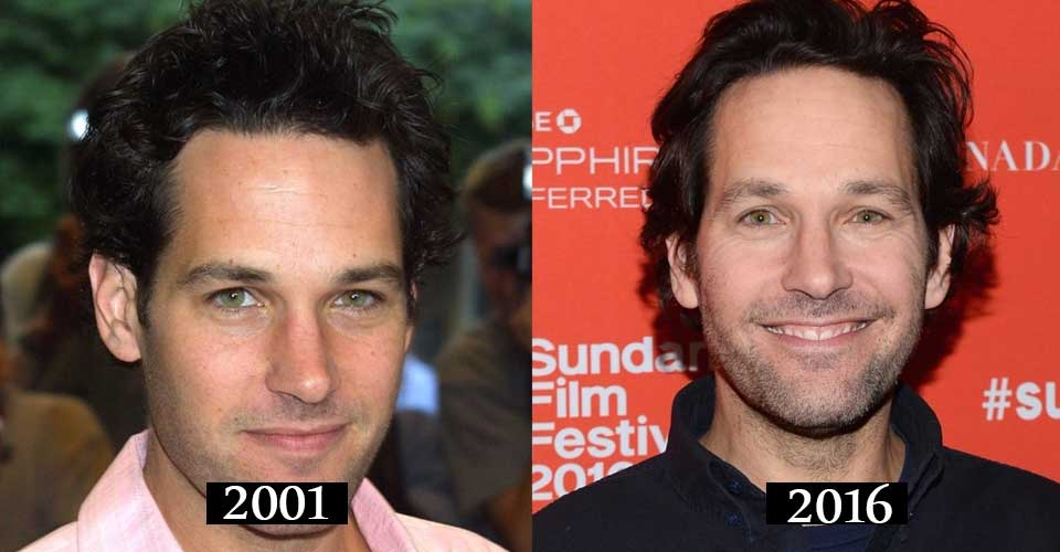 Paul Rudd 49 years old