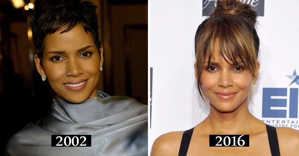 Halle Berry 53 years old