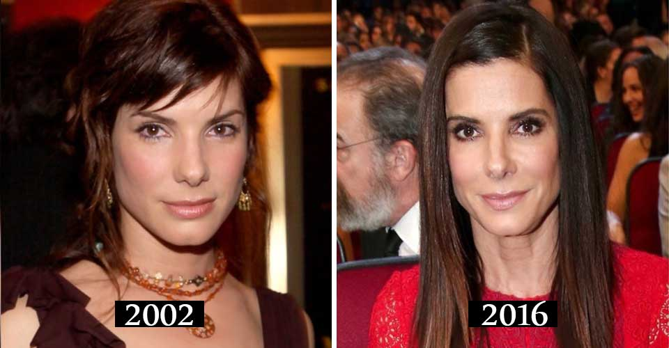 Sandra Bullock definitely doesn't look 54