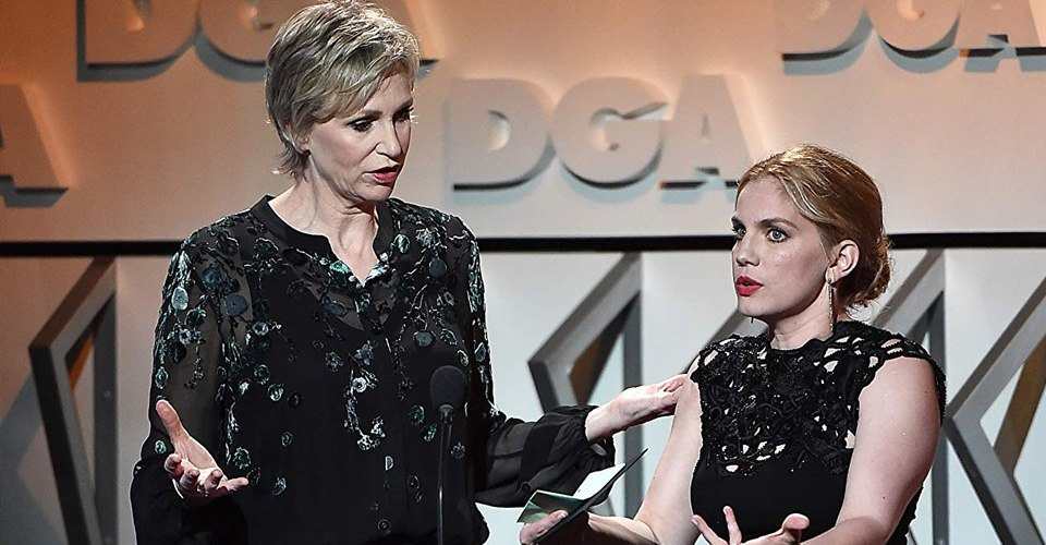 Jane Lynch Anna Chlumsky