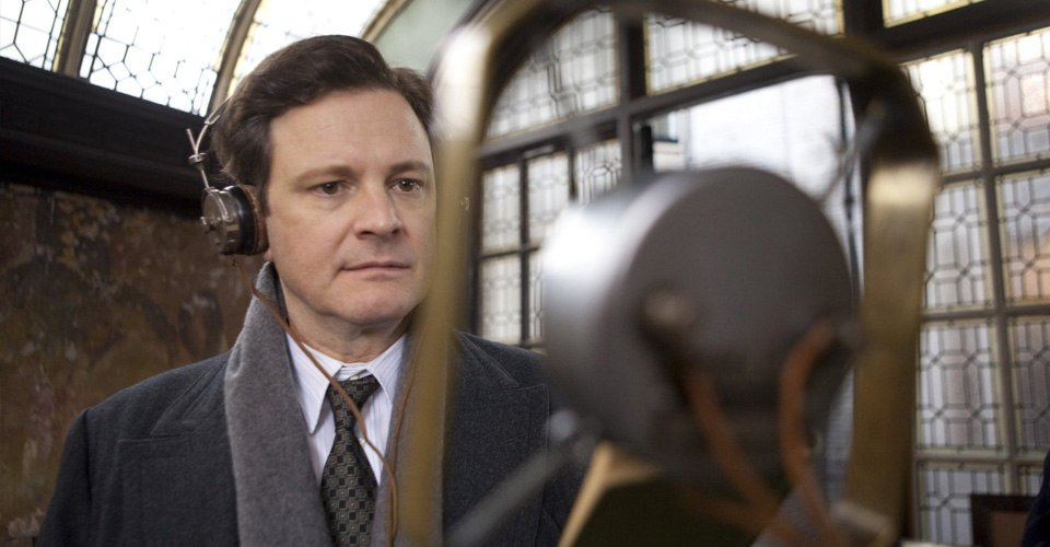 Colin Firth King George The King Speech