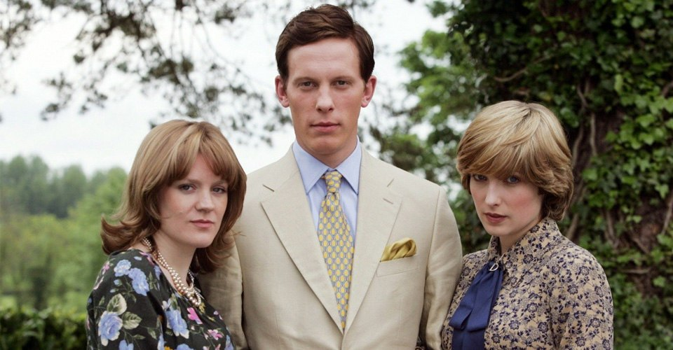 Laurence Fox and Olivia Poulet Charles & Camilla: Whatever Love Means