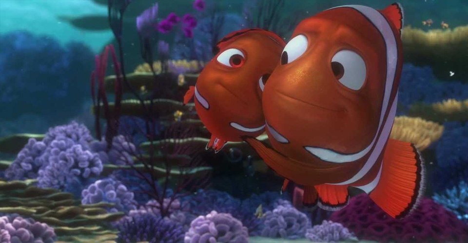 nemo and marlin reunite