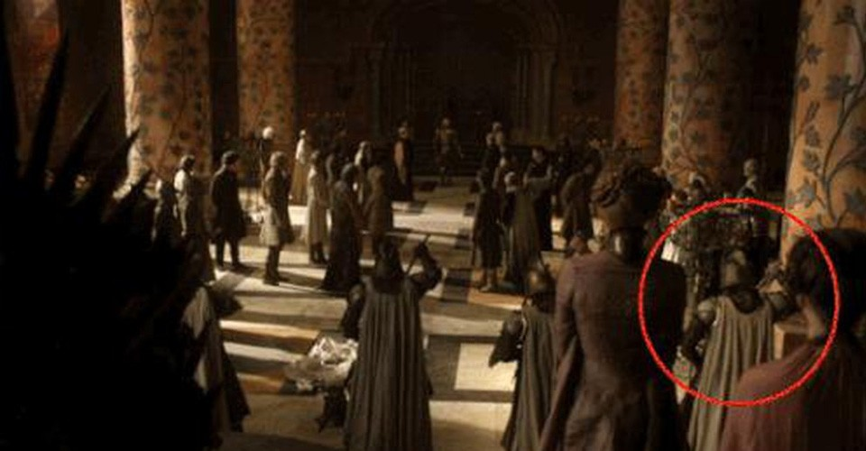 game of thrones fail mistake knight can't return sword